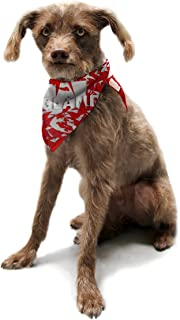 "Kess InHouse Danny Ivan""England"" World Cup Pet Bandana and Scarf, 28 by 20 by 20-Inch"