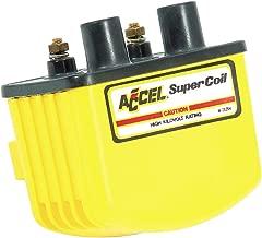 ACCEL ACC 140408 Single Fire Yellow Super Coil