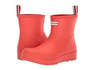 Hunter Original Play Boot Short Rain Boots (Light House) Women