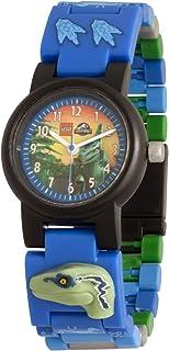 Lego Kids Analogue Classic Quartz Watch with Plastic Strap 8021285