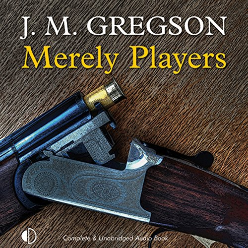 Merely Players audiobook cover art
