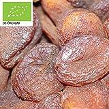 1000g Bio Aprikosen   1 kg   unbehandelt & ungeschwefelt   ohne Zucker und Zusätze   Trockenfrucht 100% Naturprodukt   kompostierbare Verpackung   STAYUNG
