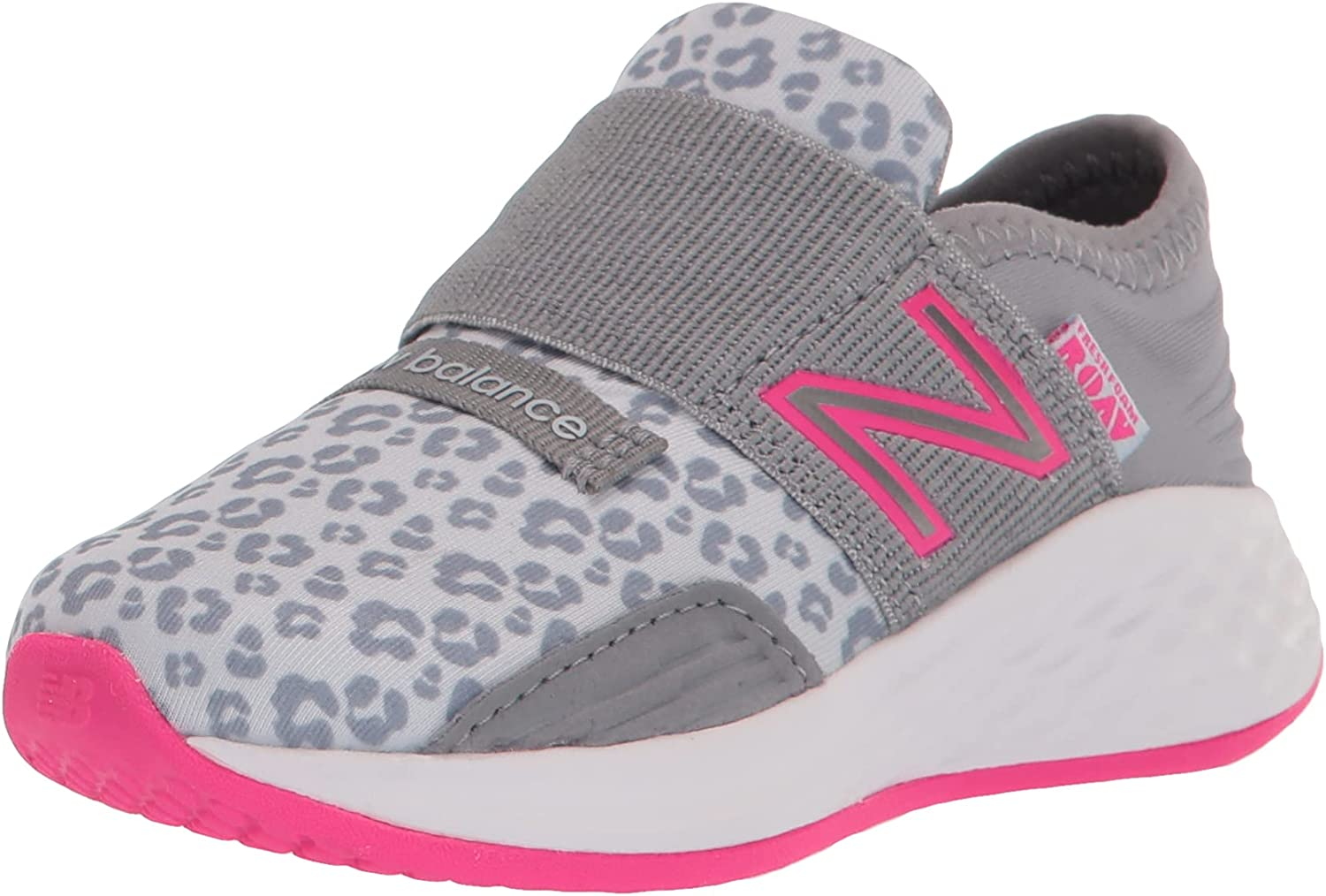 New Balance Sale Special Price Kid's Fresh Foam Sneaker Ranking TOP8 V1 Lace-Up Roav