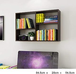 JHUEN Etagère Murale créative Cadre de décoration Tenture Murale Armoire Murale Casier Salon Chambre à Coucher (Couleur: B)