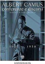 Conferenze e discorsi (1937-1958) (Overlook) (Italian Edition)