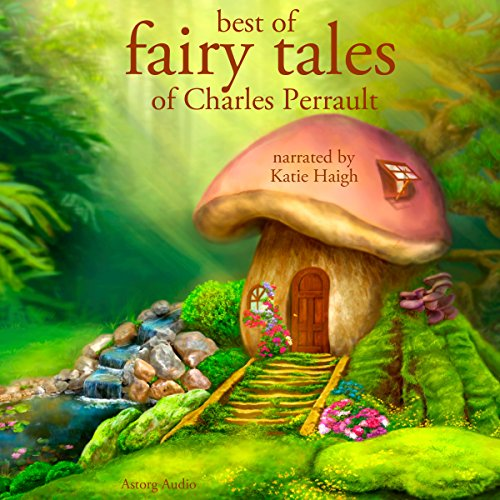 Best of Fairy tales of Charles Perrault cover art
