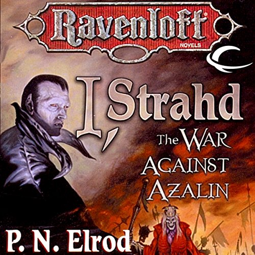 I, Strahd: The War Against Azalin Titelbild