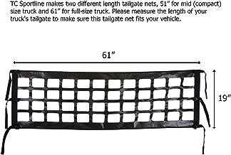 Best dodge ram 1500 tailgate net Reviews