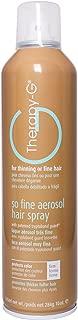 Therapy-G So Fine Aerosol Hair Spray 10 oz 350ml