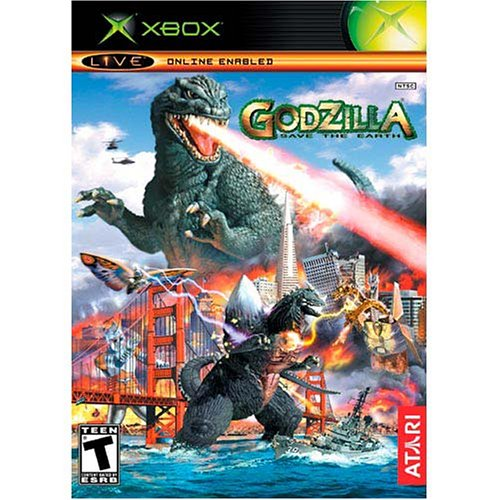 Godzilla Save the Earth - Xbox