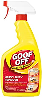 Goof Off FG659 Heavy Duty Remover, Trigger Spray, 22-Ounce 3-Pack
