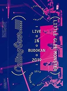 Little Glee Monster Live in BUDOKAN 2019〜Calling Over!!!!! (BD初回生産限定盤) (特典なし) [Blu-ray]...