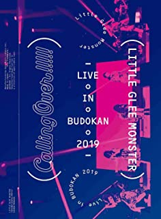 Little Glee Monster Live in BUDOKAN 2019〜Calling Over!!!!! (BD初回生産限定盤) (特典なし) [Blu-ray]...