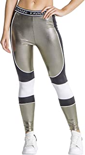 Gianni Kavanagh Gold Ride Or Die Collection Leggings Mujer