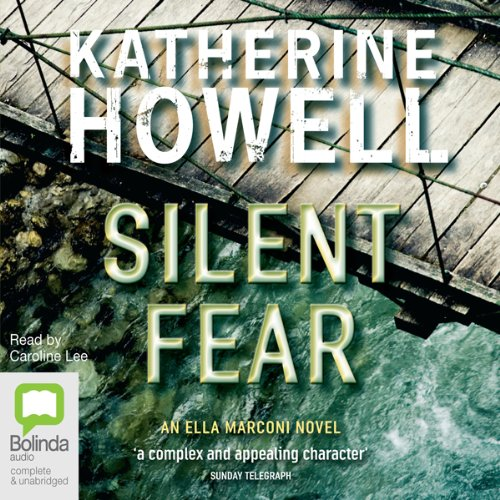 Silent Fear audiobook cover art