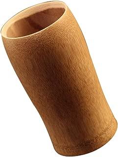 【ノーブランド品】 自然な竹製 ビールカップ マグ お茶 ミルクカップ 古典 実用 お土産 7パタン - #6