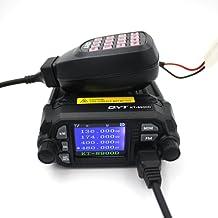QYT KT-8900D Mobile Transceiver Dual Band QUAD Standby VHF/UHF 136-174/400-480MHz Mini Car Radio Amateur (HAM) Radio