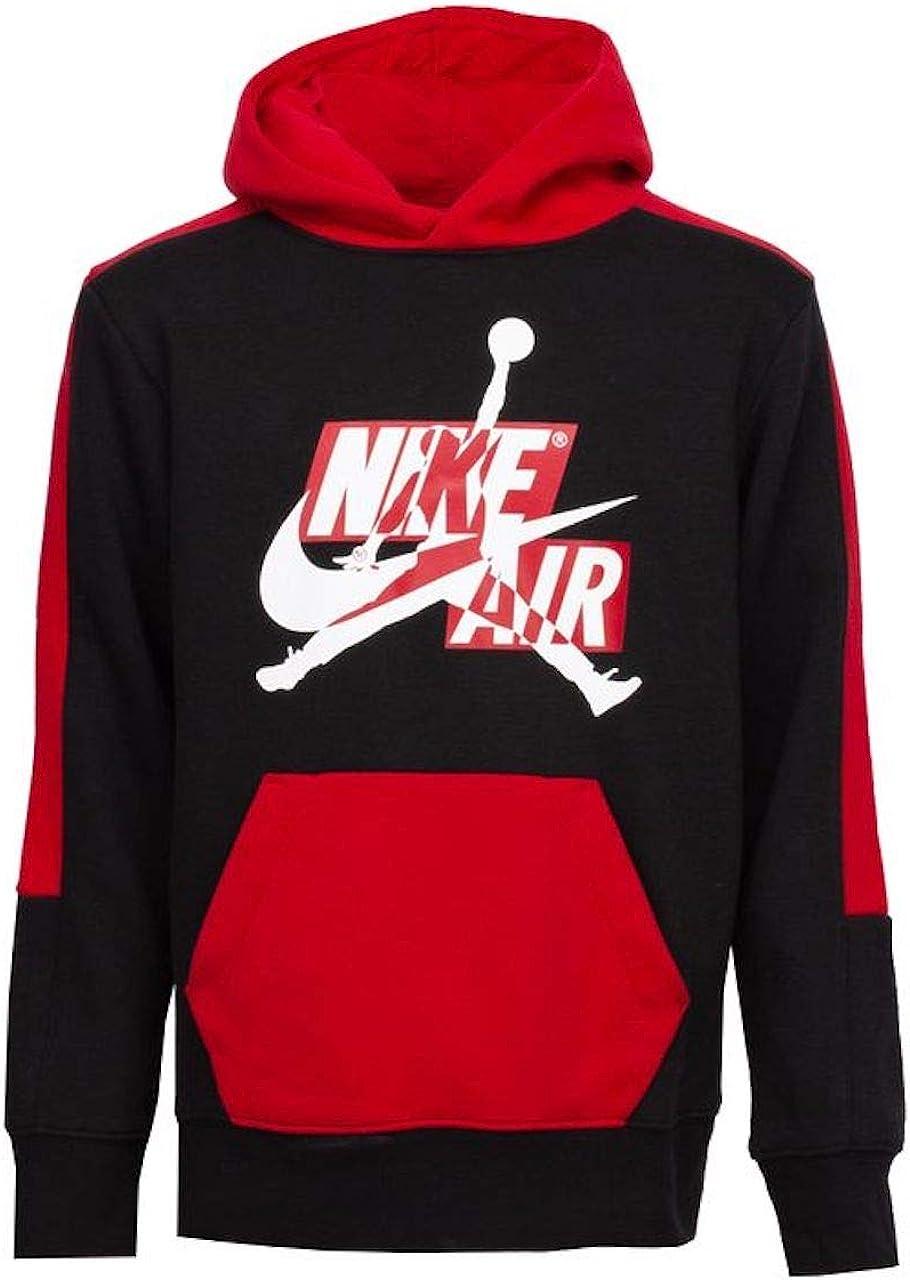 Nike Air Jordan Big Boys' Jumpman Classics Pullover Hoodie
