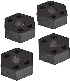 ARRMA Composite Wheel Hex 14mm Set (4): 4x4, ARAC9442