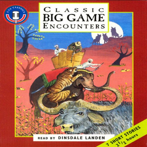 Classic Game Encounters (Unabridged Selections) audiobook cover art