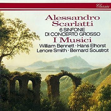 Scarlatti, A.: 6 Sinfonie di Concerto Grosso