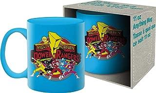 Aquarius 47138 Power Rangers ceramic mug Medium multicolor