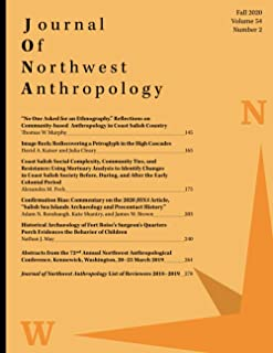 Journal of Northwest Anthropology: Volume 54, Number 2