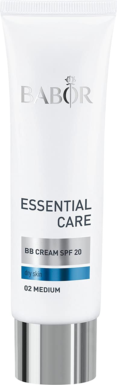 抽出乳剤入場料バボール Essential Care BB Cream SPF 20 (For Dry Skin) - # 02 Medium 50ml/1.7oz並行輸入品
