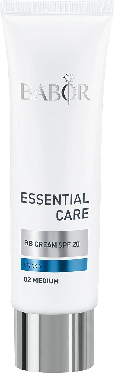 お勧めおっと優勢バボール Essential Care BB Cream SPF 20 (For Dry Skin) - # 02 Medium 50ml/1.7oz並行輸入品
