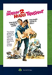 The Incredible 2-Headed Transplant [DVD]
