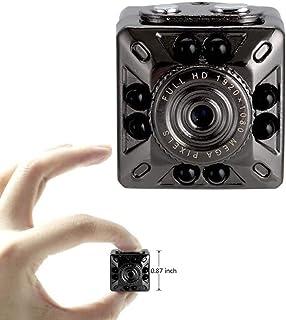 Foccoe Mini cámara Espía 1080P HD cámara de Seguridad por