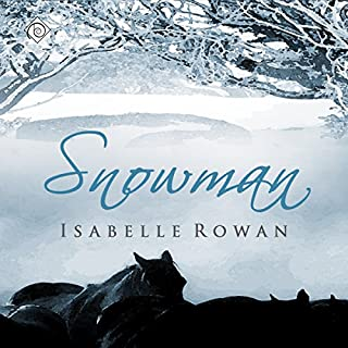 Snowman audiobook cover art