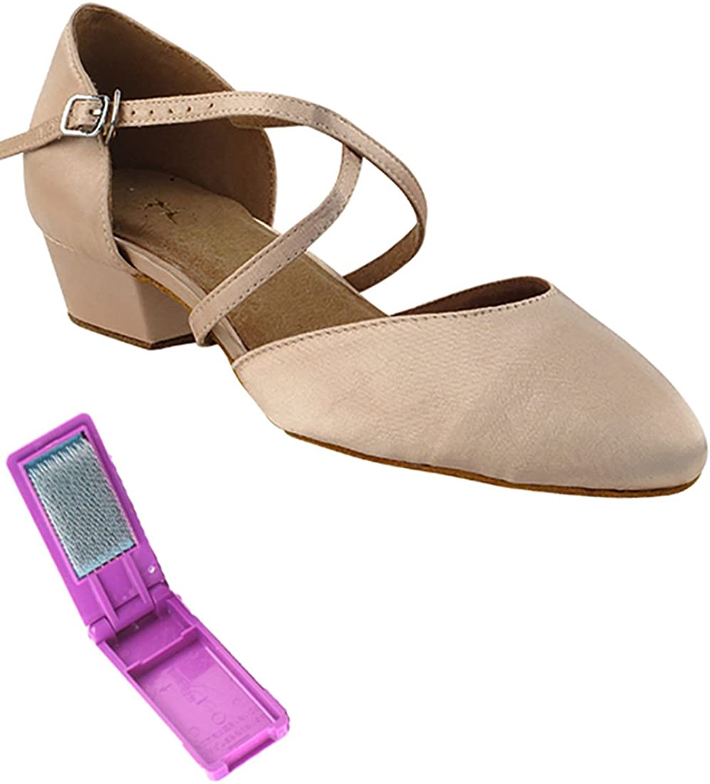 Same day shipping Very Fine Ballroom Salsa Practice Dance 9691FT Women Shoes lowest price 1 for