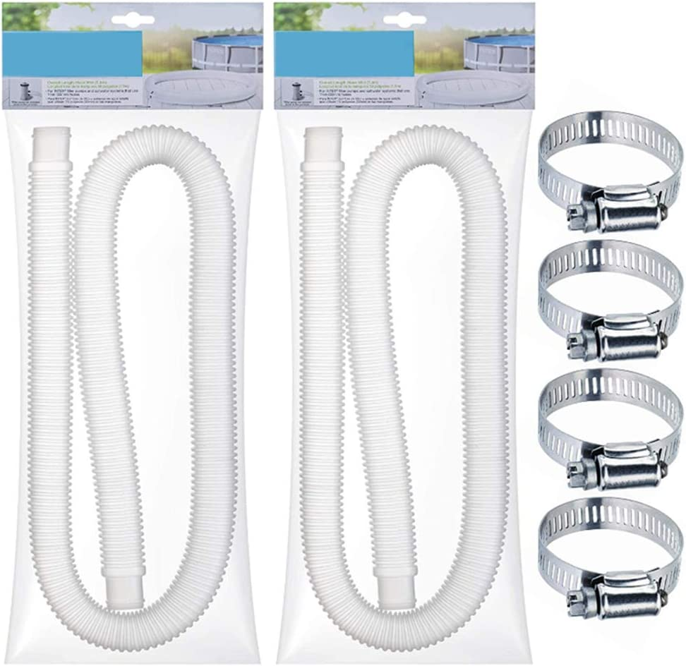 Ruipunuosi Replacement Hose Max 71% OFF for Limited Special Price Above Ground Pools Diamete 1.25