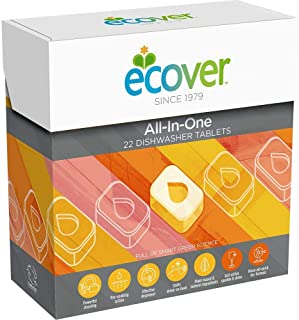 Ecover - All-in-One Dishwasher Tablets - 500g