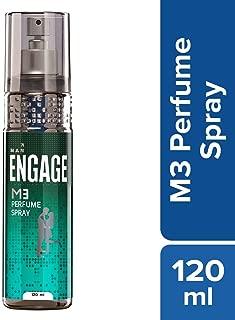 Engage M3 Perfume Spray, 120ml