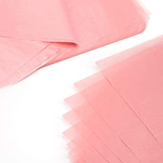 Gift Tissue Blush Pink/Light Pink 20x20 Inches for Easter, Mothers Day, Birthdays, Gift Wraps, Gift HAMPERS, Art N Crafts ...