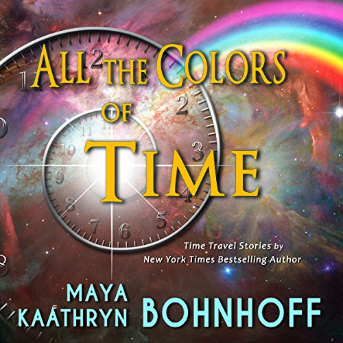 All the Colors of Time  By  cover art