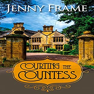 Courting the Countess                   Written by:                                                                                                                                 Jenny Frame                               Narrated by:                                                                                                                                 Nicola Victoria Vincent                      Length: 6 hrs and 40 mins     3 ratings     Overall 4.3