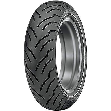 Dunlop MU85B-16 77H American Elite Rear Motorcycle Tire Narrow White Wall