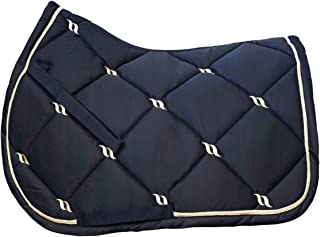 Back on Track Night Collection Dressage Pad