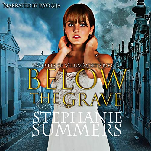 Below the Grave cover art