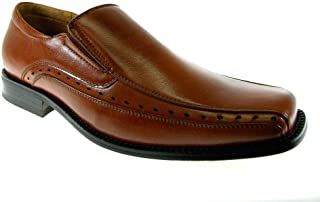 Men's 16007 Classic Slip On Loafers Dress Shoes