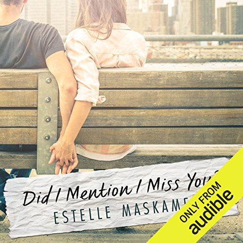 Couverture de Did I Mention I Miss You?
