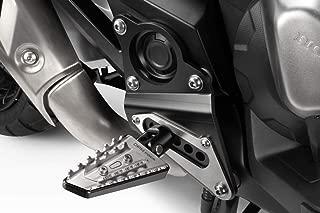 Accessori De Pretto Moto Facile Installazione XADV 2017//20 DPM Race R-0826 Acciaio Inox - 100/% Made in Italy Minuteria Inclusa Kit Pedane Passeggero - Poggiapiedi Pedalini