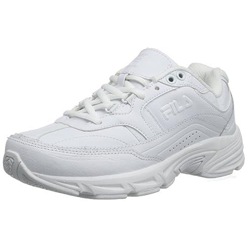 491af573c0e9 Fila Women s Memory Workshift Slip Resistant Work Shoe