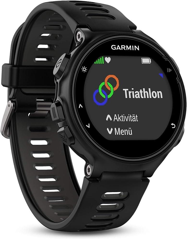 garmin forerunner gps avanzato cardio da polso smartwatch 010-01614-06