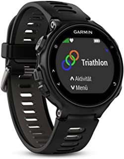 Garmin 735XT Forerunner Reloj multisport con GPS, Unisex adu