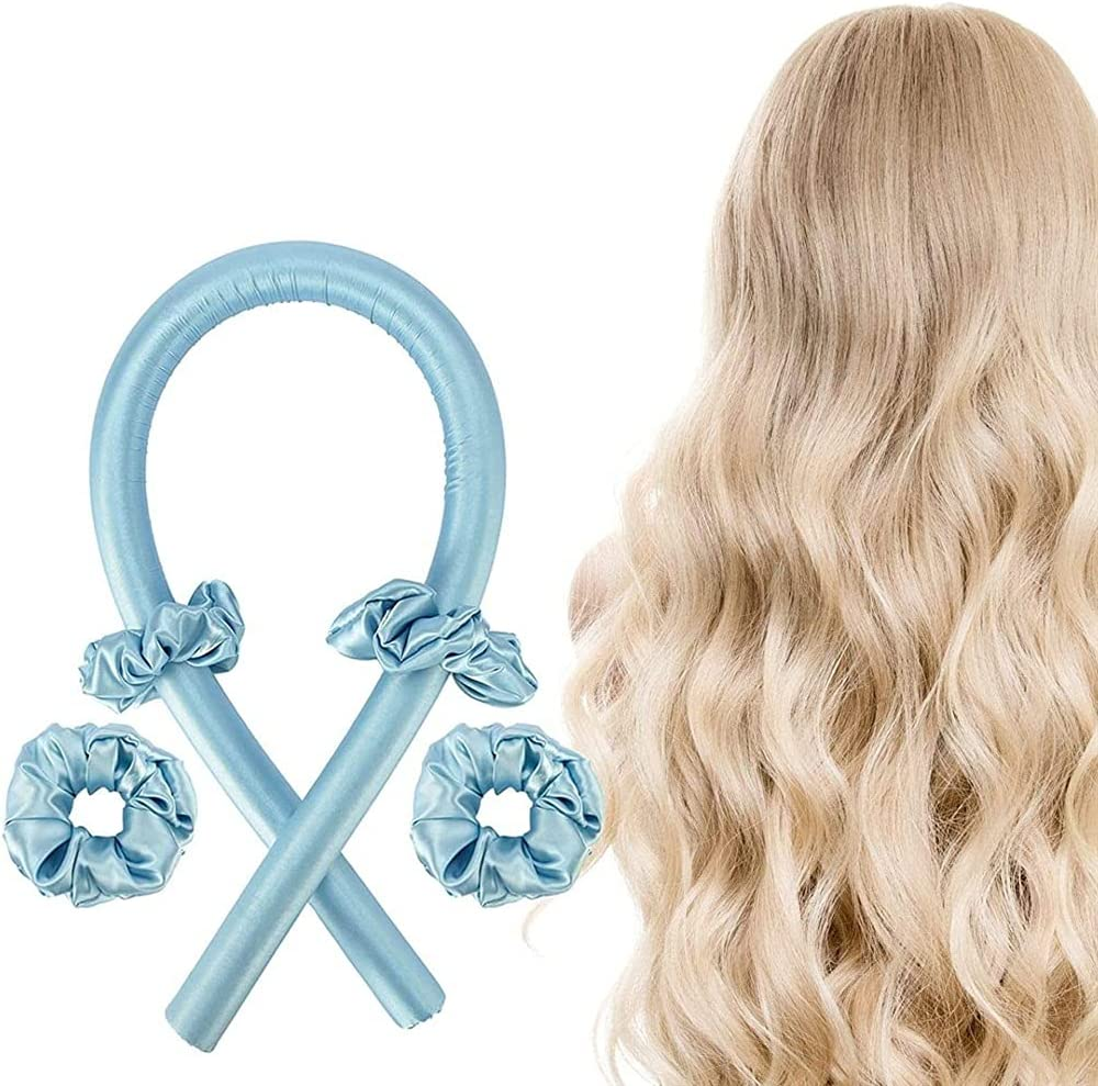 gyp Heatless Sale special price Curling Rod Headband Rollers Seasonal Wrap Introduction Suit Three-Piece Hair