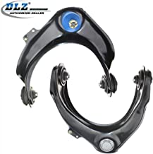 DLZ 2 Pcs Front Suspension Kit-2 Upper Control Arm Ball Joint Assembly Compatible with 1998 1999 2000 2001 2002 Honda Accord 2001 2002 2003 Acura CL 1999 2000 2001 2002 2003 Acura TL K620284 K620285
